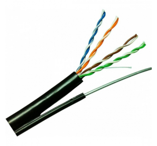 Кабел FTP/М cat5e 24AWG